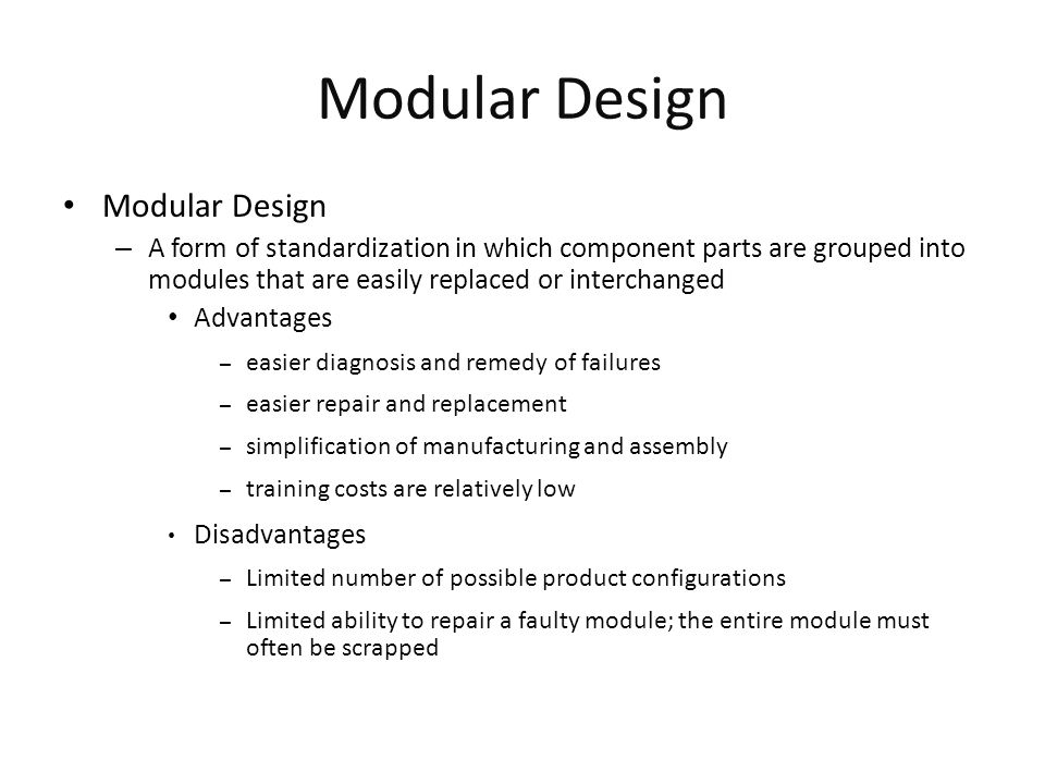Product And Service Design Ppt Video Online Download