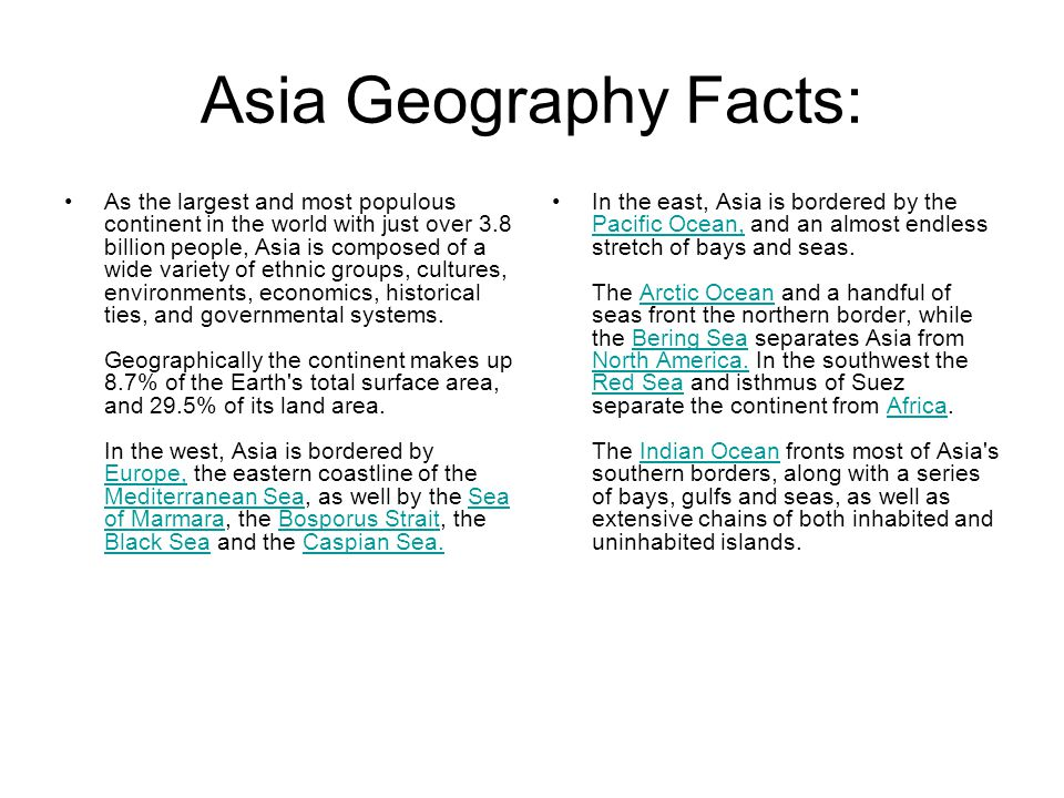 Asian geography facts picture 55