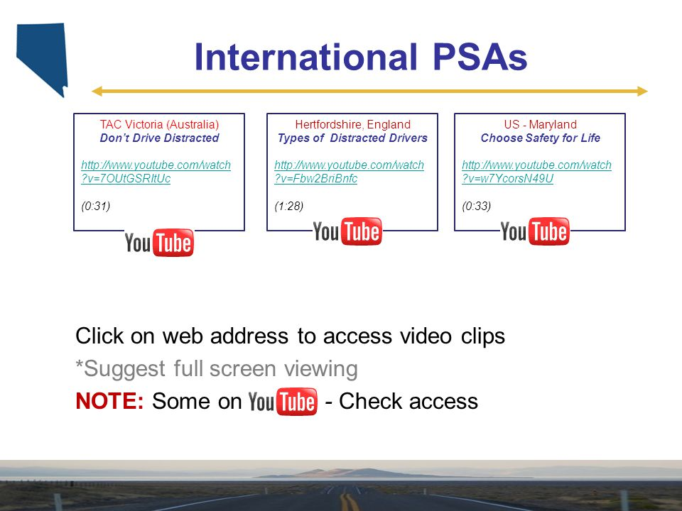 Driver Inattention and Distractions - ppt video online download