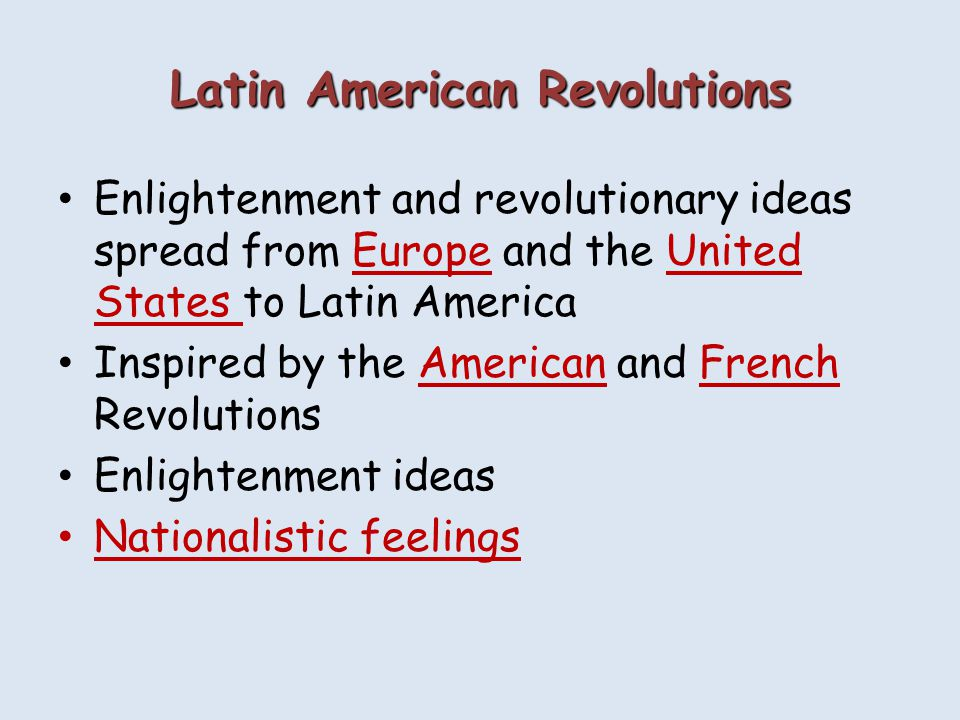 influence of enlightenment on american revolution