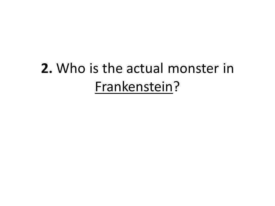 frankenstein socratic seminar questions