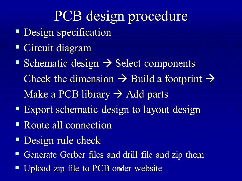 Pcb Design Rules Ppt