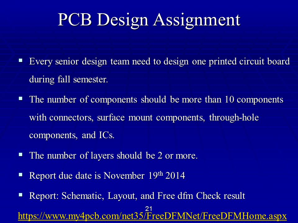 Printed Circuit Board Design Ppt Video Online Download