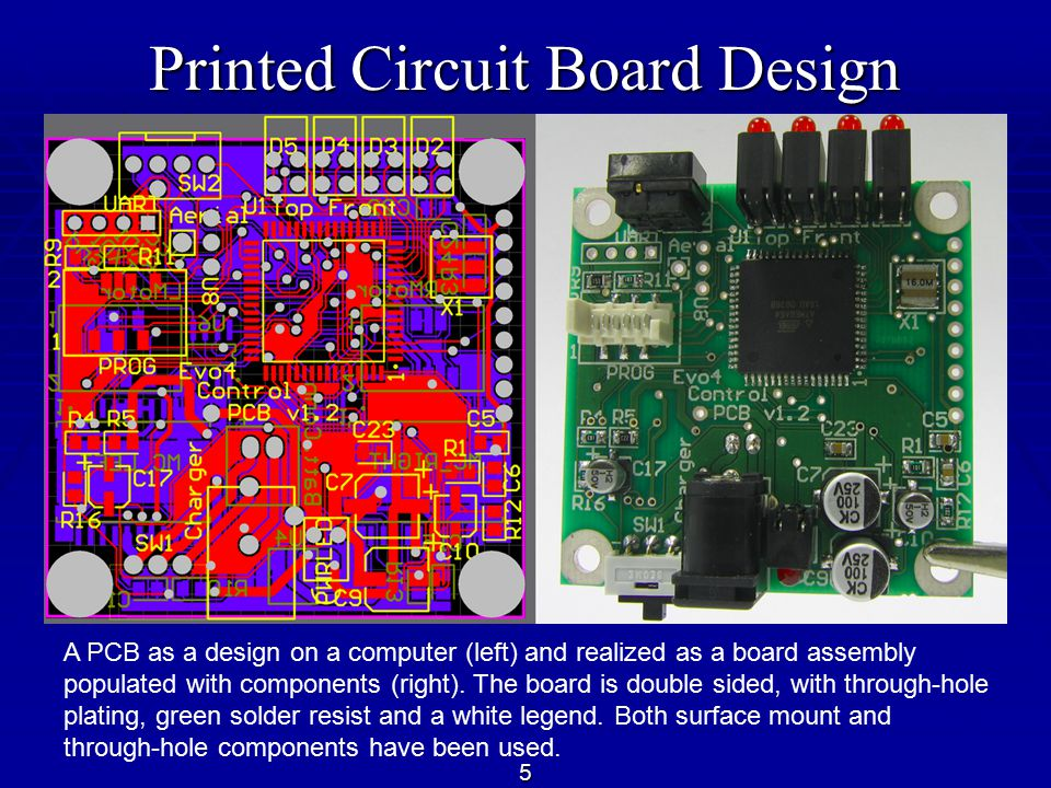 printed circuit board design ppt video online downloadprinted circuit board design