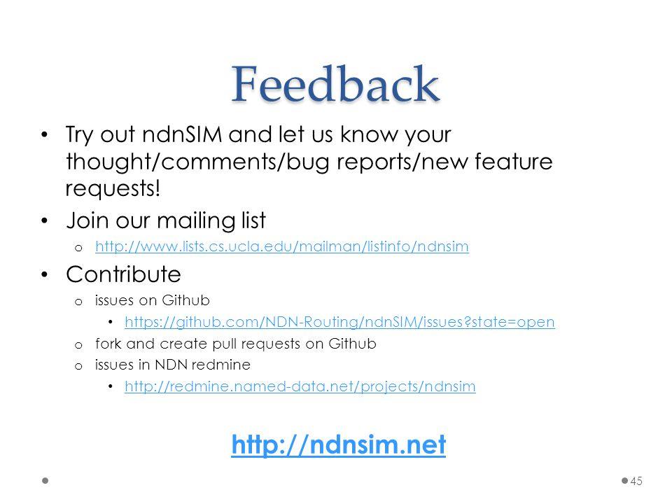 ndnSIM: a modular NDN simulator - ppt download