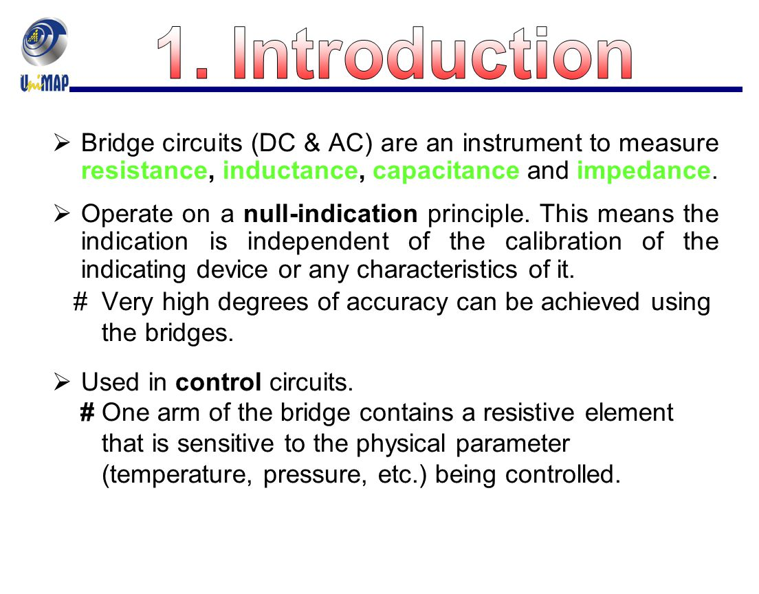 Series Parallel Circuits Part 5 Solving For Current Voltage And Chapter Dc Ac Bridges Ppt Video Online Download Introduction Bridge Are An Instrument To Measure Resistance