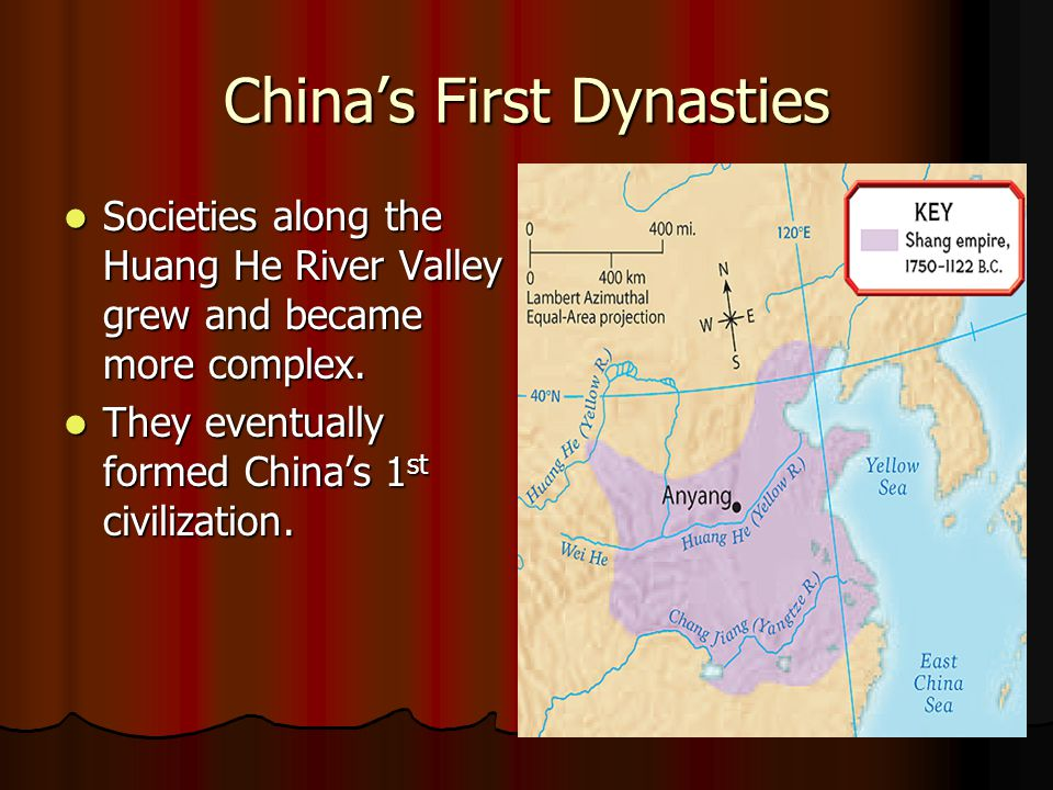 China's First Dynasties