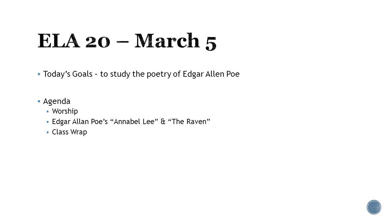 Poetry Unit ELA ppt video online download