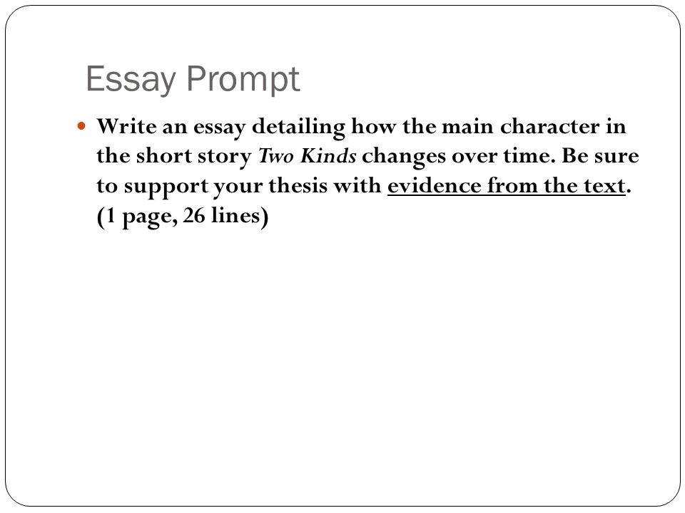Examples Of A Thesis Statement In An Essay  Essay  Examples Of Essay Proposals also Essay On Healthy Eating Warmup Get Out Your Readerswriters Notebook  Ppt Download Essay For Students Of High School