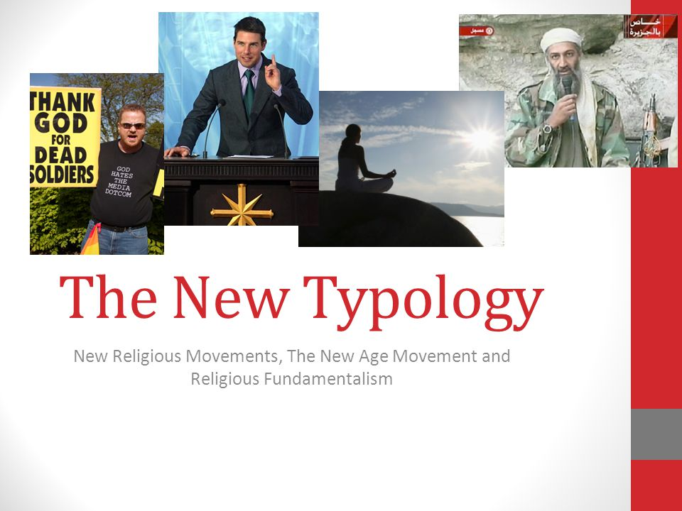 World accommodating new religious movements origin