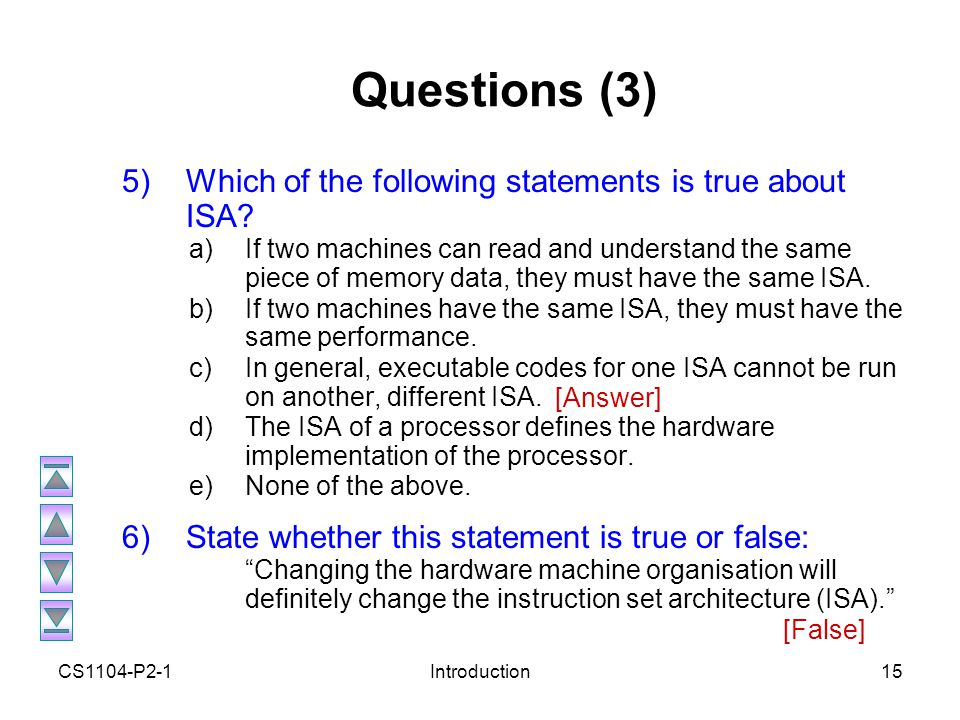 which of the following statements about online surveys is true cs1104 computer organisation ppt video online download 5211