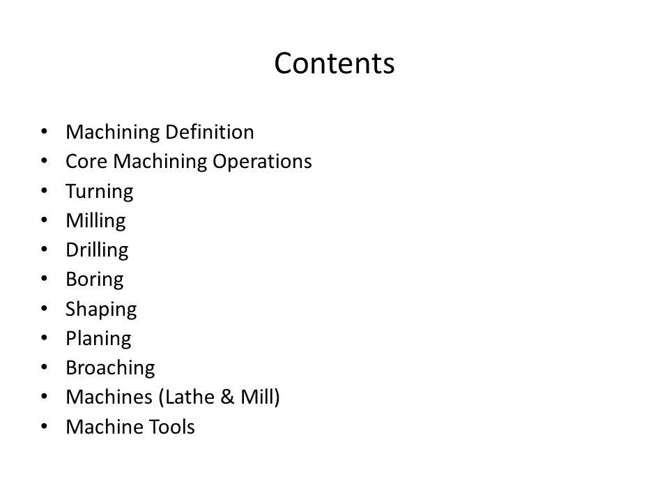 Machining Workshop Technology - ppt video online download
