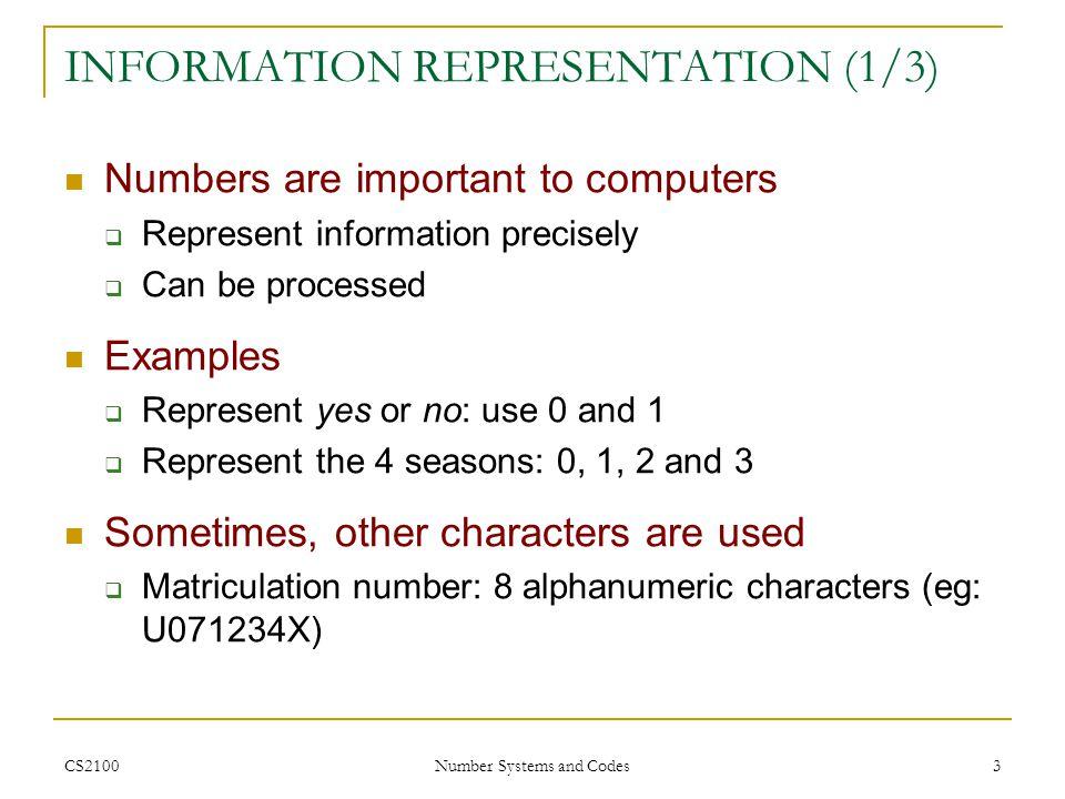CS2100 Computer Organisation - ppt download
