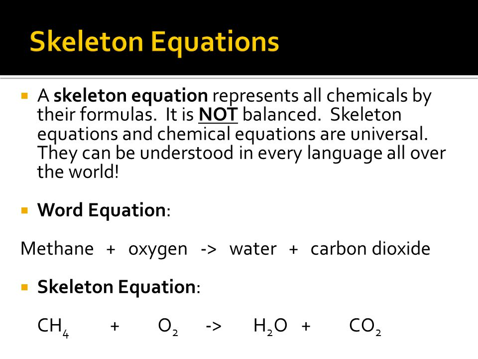 Introduction To Chemicals And Safety Ppt Download. Skeleton Equations. Worksheet. Worksheet 1 Word And Skeleton Equations Answers At Mspartners.co