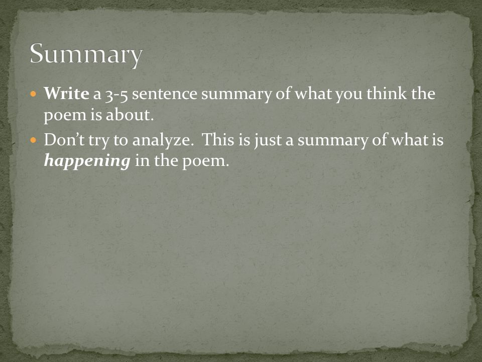 summary of the poem digging by seamus heaney