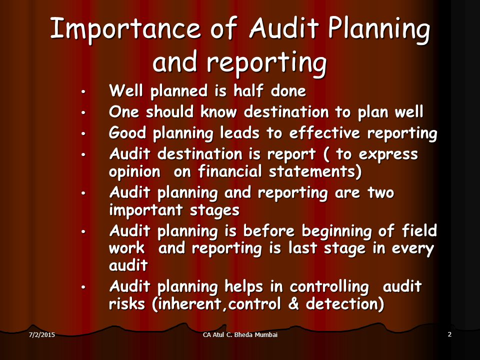 SEMINAR ON STATUTORY AUDIT OF BANK BRANCHES - ppt video online download