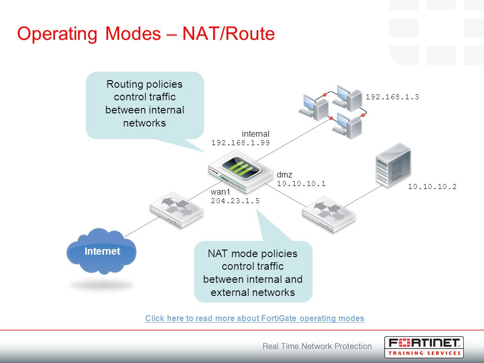 Course 301 – Secured Network Deployment and IPSec VPN - ppt