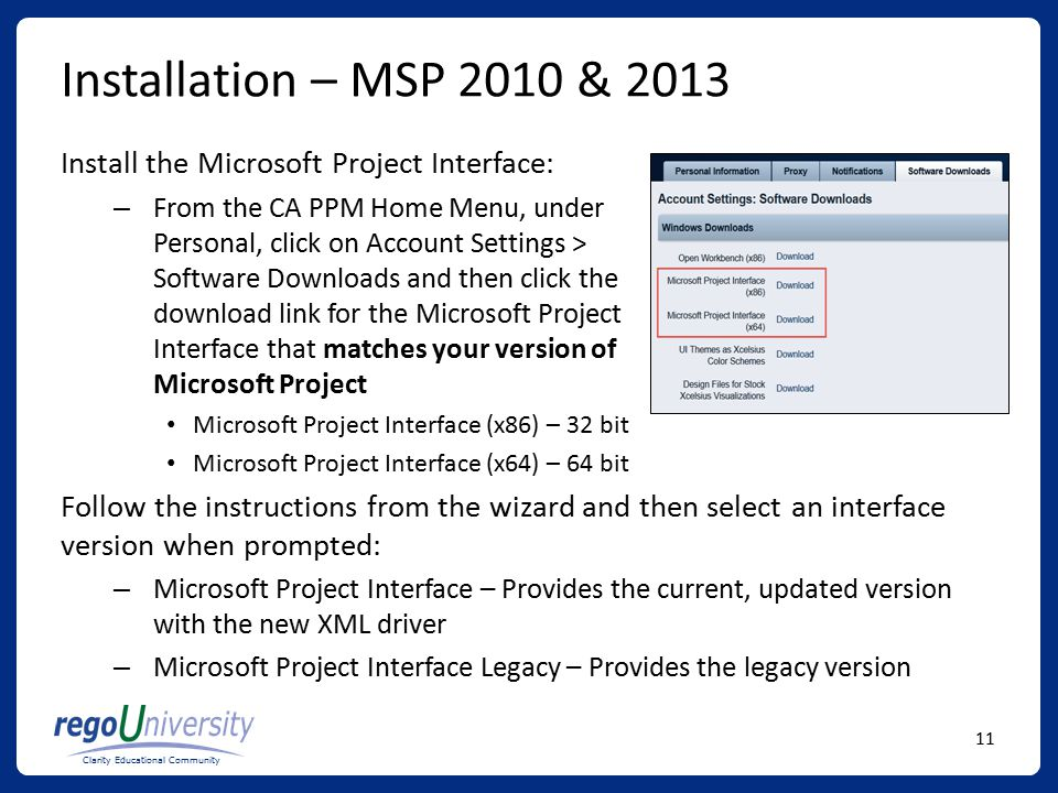 optimizing your configuration of msp with ca ppm ppt download rh slideplayer com CA Clarity PPM Project Risk Question CA Clarity Capacity Planning