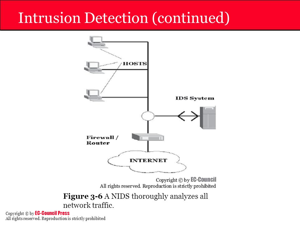 Intrusion Detection (continued)