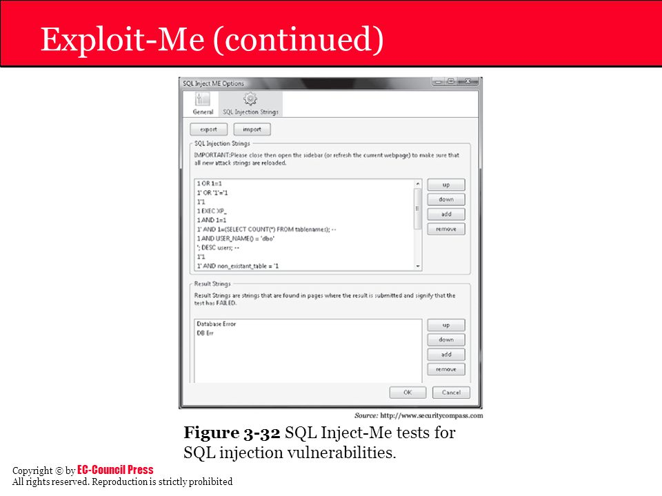 Exploit-Me (continued)