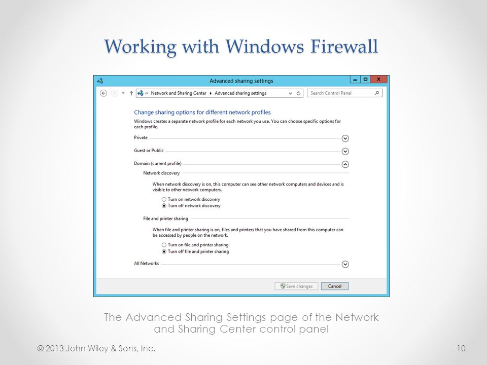how to allow ports through firewall windows 10
