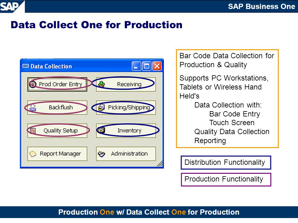 Data Collect One for Production