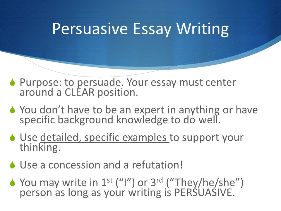 English Class Reflection Essay Persuasive Essay Writing Columbia Business School Essay also Importance Of Good Health Essay Line Persuasive Essay  Ppt Video Online Download Essay For High School Students