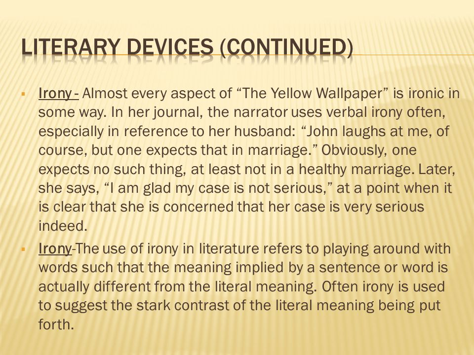 The Yellow Wallpaper Setting Analysis The Yellow Wallpaper Setting  Symbolism Of The Setting Of The Yellow Wallpaper By Charlotte Perkins  Gilman Essay Example For Free