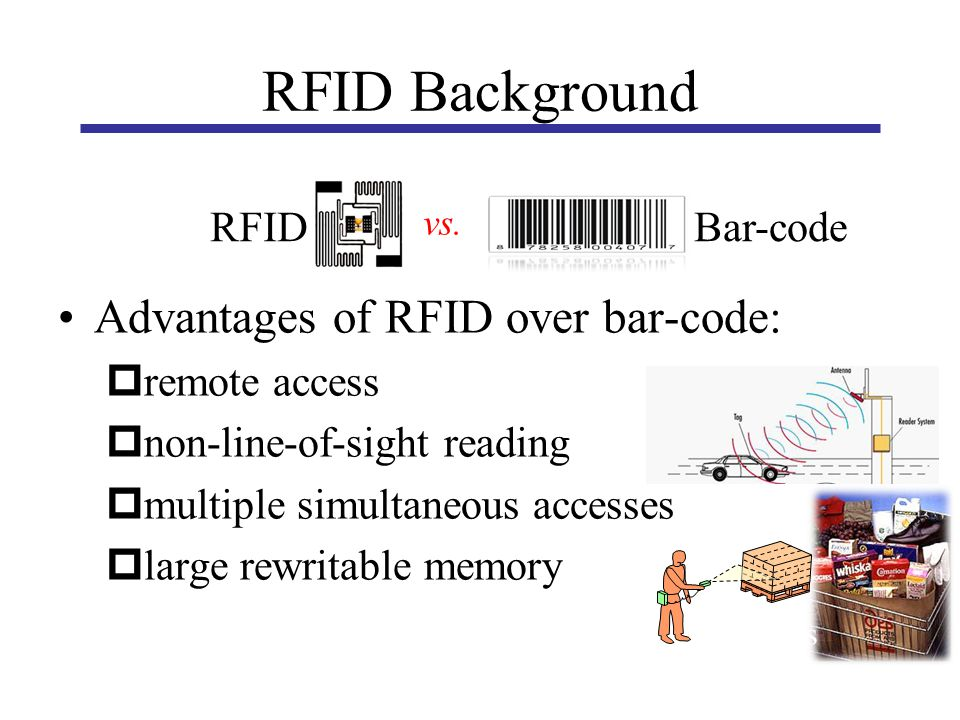 RFID Cardinality Estimation with Blocker Tags - ppt download