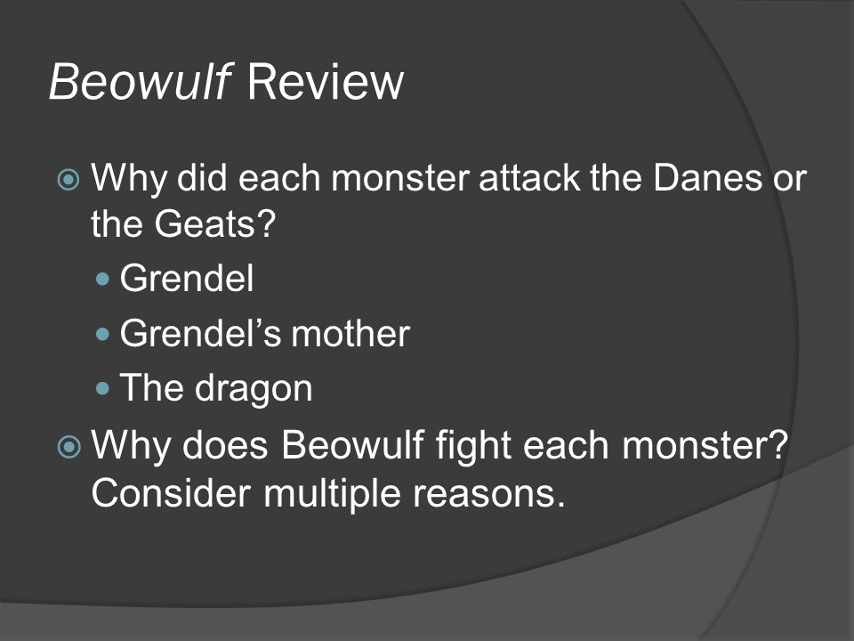 the symbolism in beowulf essay Symbolism is the applied use of symbols, or iconic representations that carry particular conventional meanings there are many examples of symbolism in beowulf , but the most prominent one is the comparison between jesus christ and the main character beowulf.