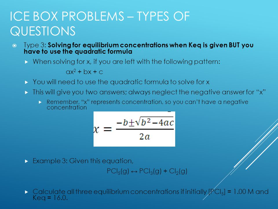 53 Ice Box Problems Unit 5 Equilibrium Ppt Video Online Download. Ice Box Problems Types Of Questions. Worksheet. Ap Chemistry Worksheet Keq Questions At Mspartners.co