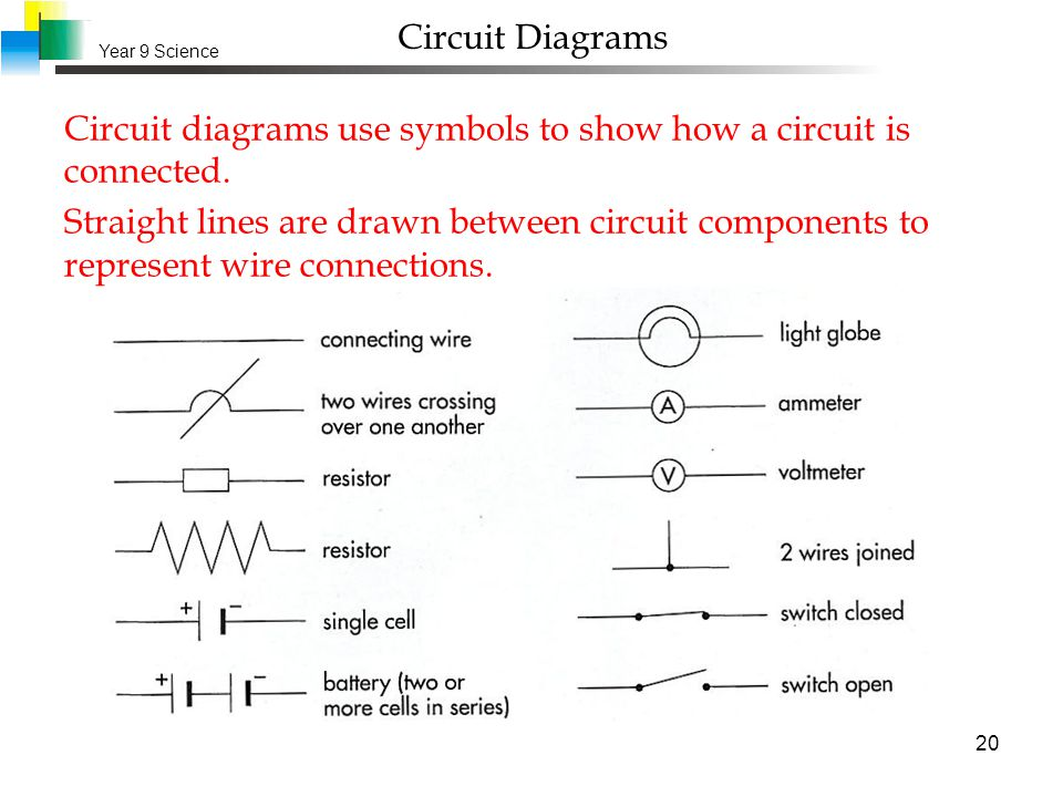 year 9 circuit diagrams wiring diagrams digits Electronic Diagram Worksheet