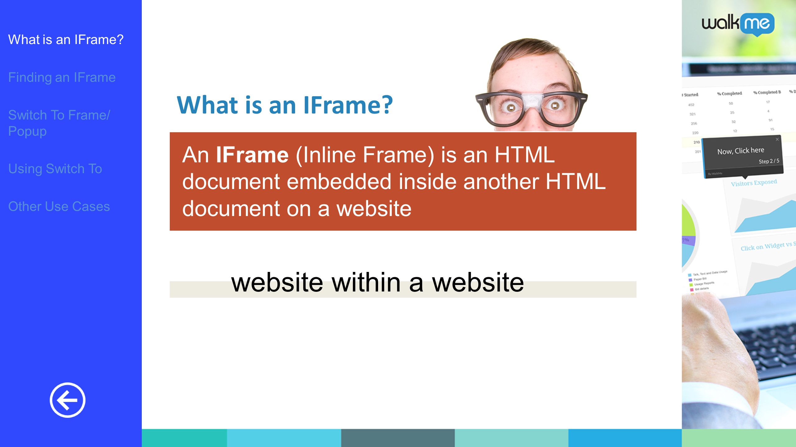 Working with IFrames. - ppt video online download