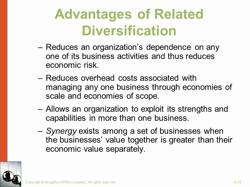 Advantages of Related Diversification