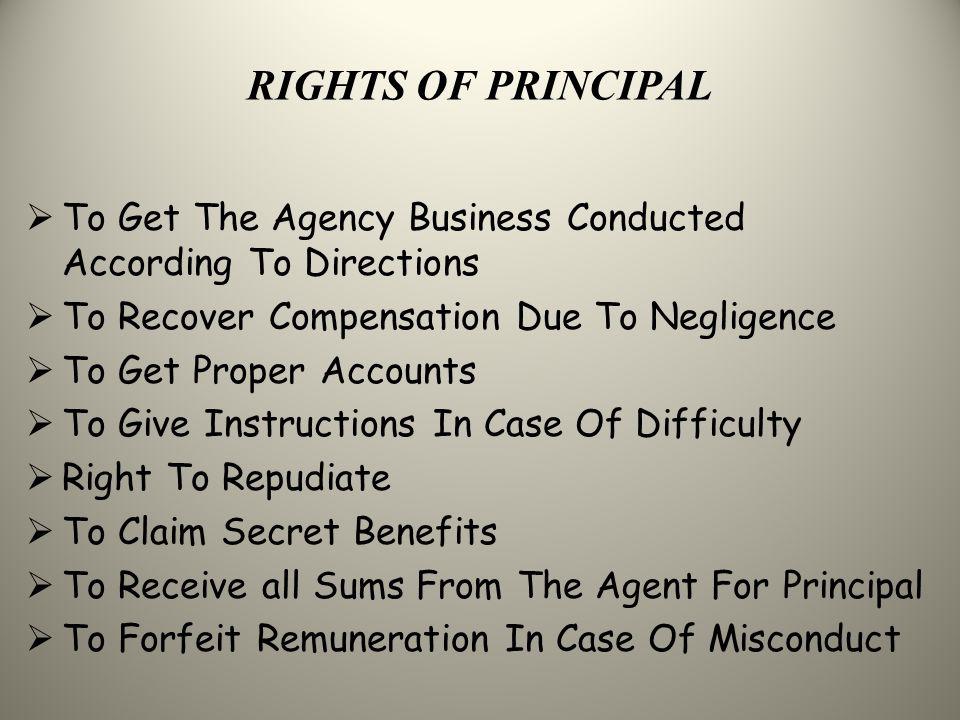 undisclosed principal cases