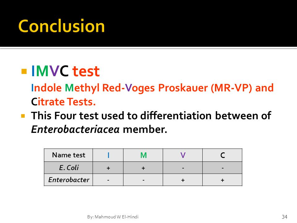 mr vp test protocol