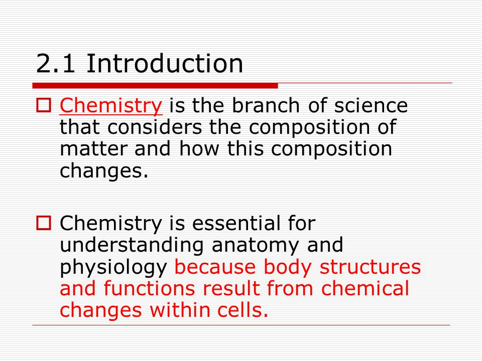 Anatomy and Physiology Chapter #2 - ppt video online download