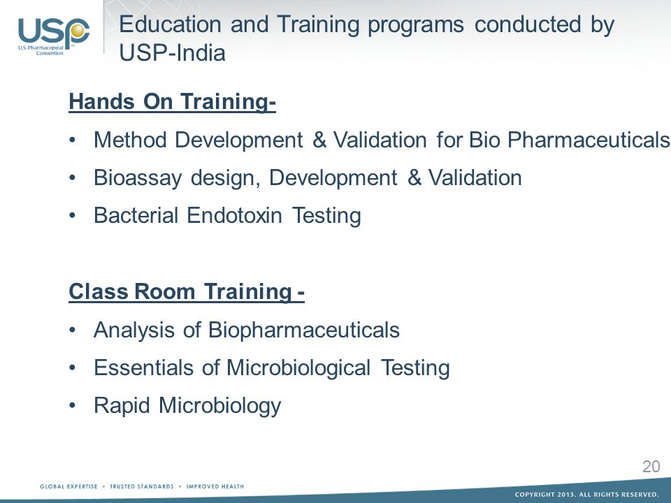 Quality Attributes of Biologics and Biologic Standards - ppt video