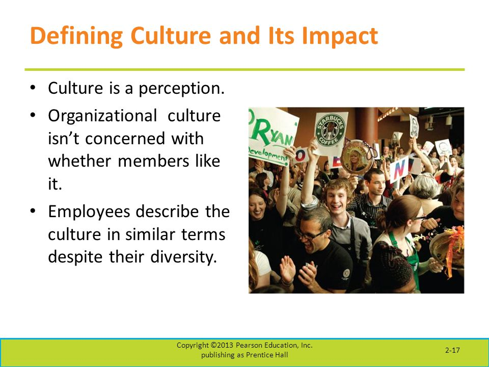 Defining Culture and Its Impact
