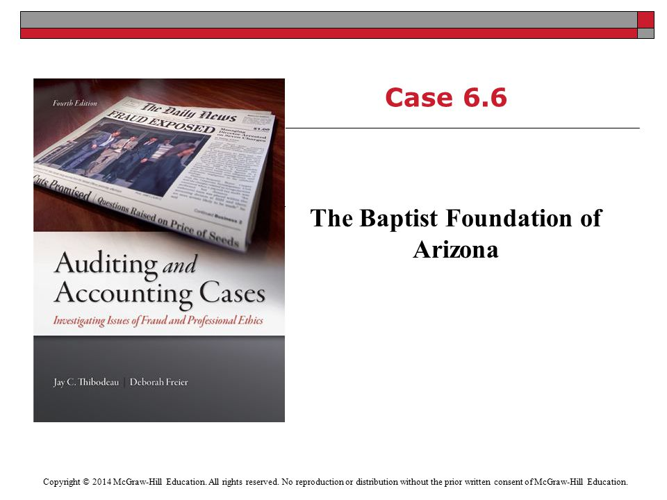 The Baptist Foundation of Arizona