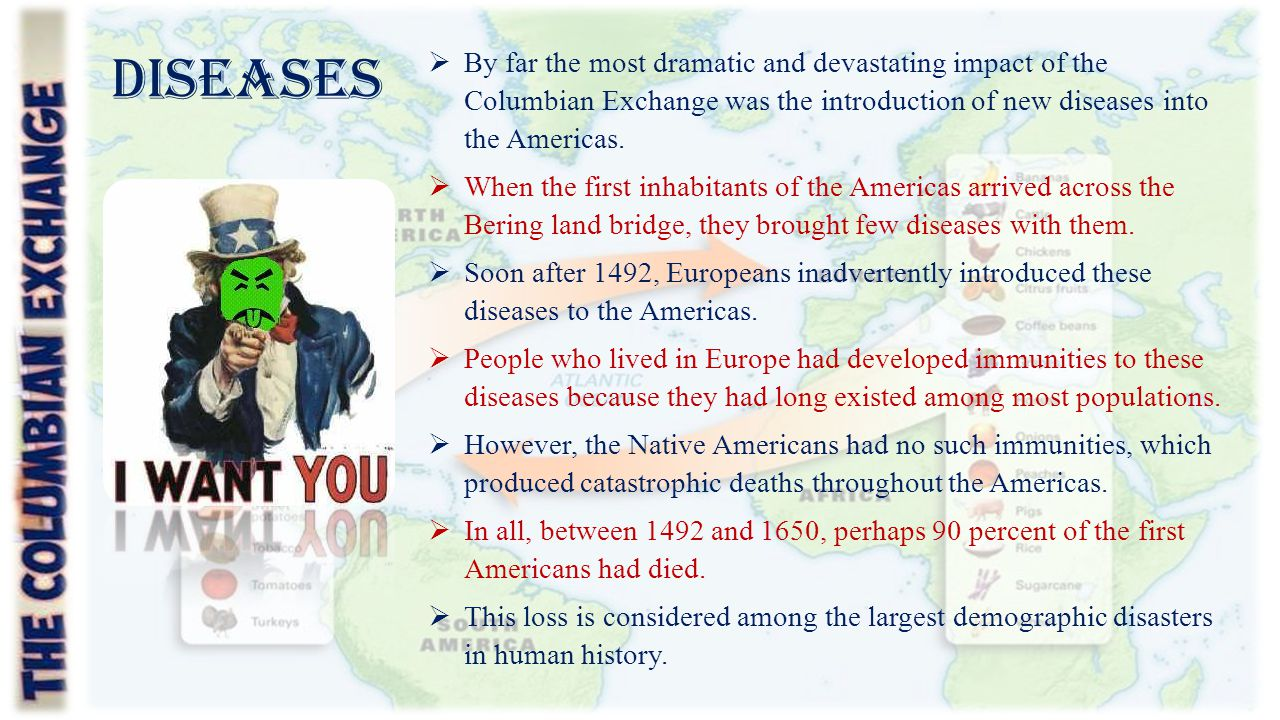 the impact of disease on native The story of westward expansion is a sad and unfortunate one the native americans would have to move constantly in order to make room for the us.