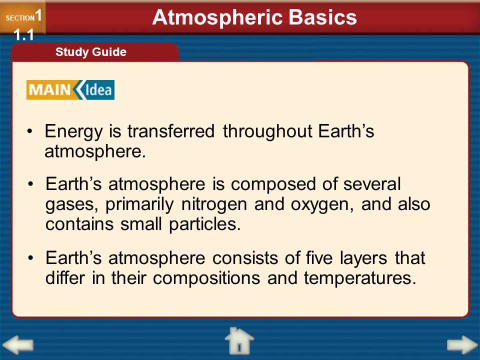 EARTH SCIENCE Geology, the Environment and the Universe - ppt download