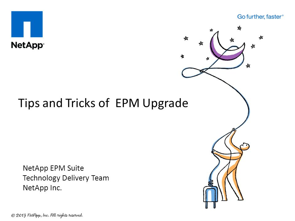 Tips and Tricks of EPM Upgrade