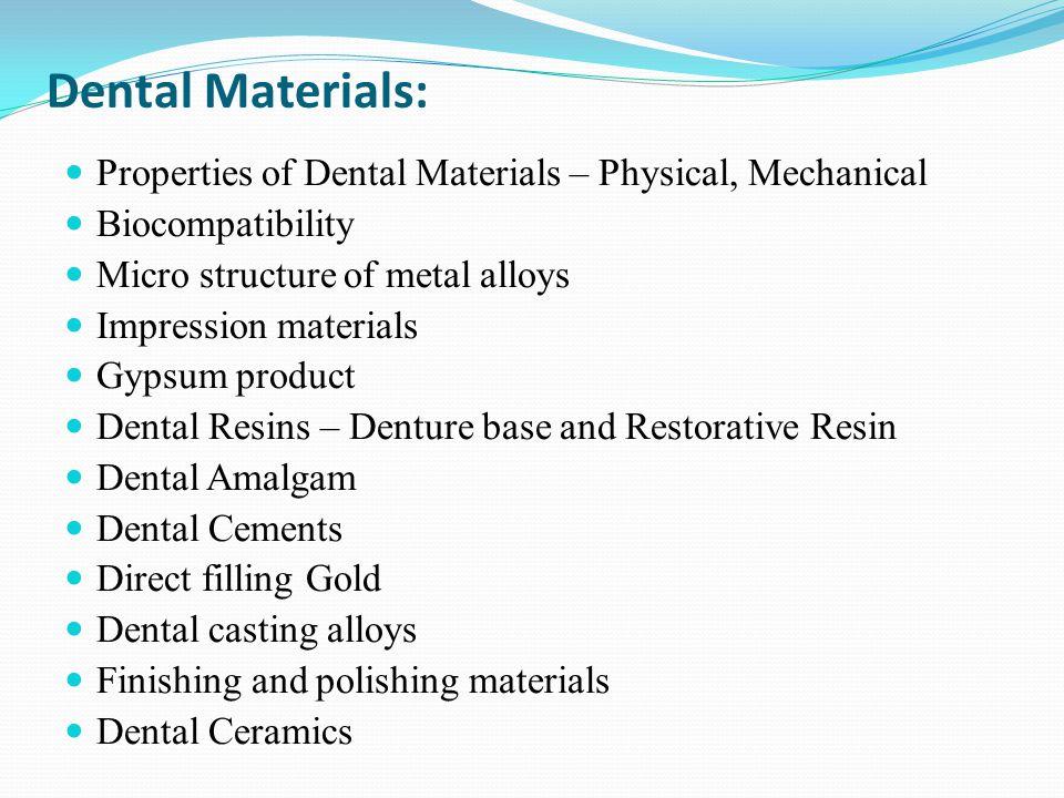 Mechanical Properties of - ppt video online download