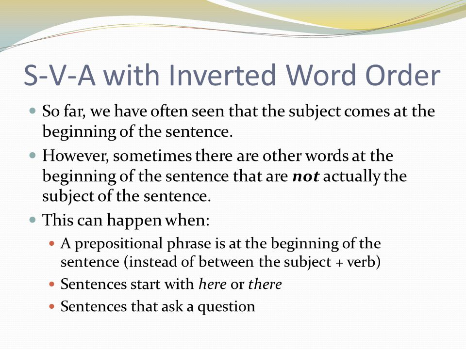 Subject-Verb Agreement - ppt video online download