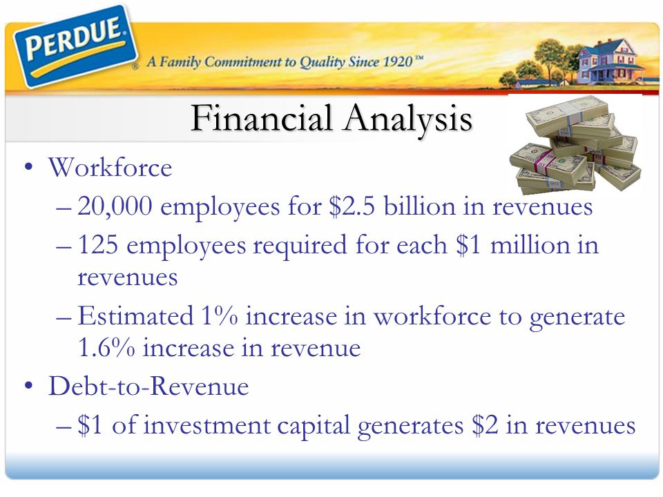 Financial Analysis Workforce