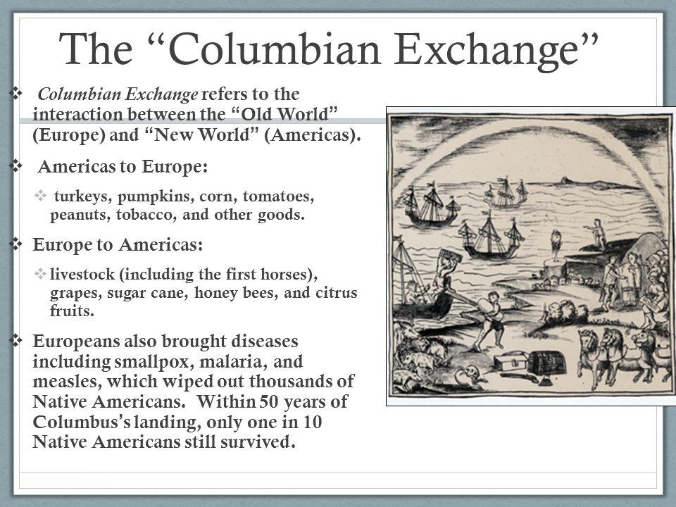 Columbian Exchange Essay  Hepatitze No Dbq Or Long Essay Will Focus Exclusively On Period   Ppt Video
