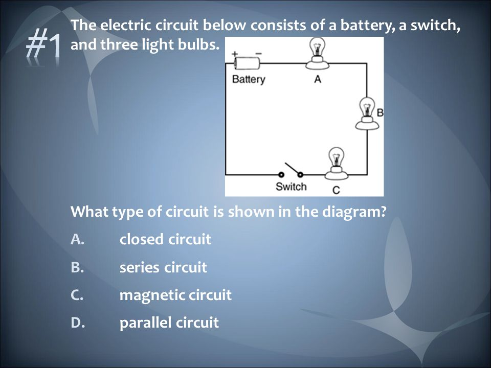 Unit 6: Working With Electricity - ppt video online download