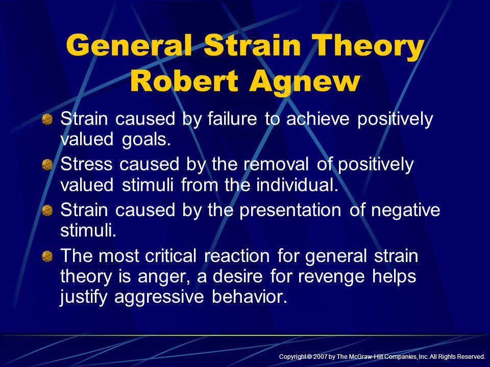 agnews strain theory