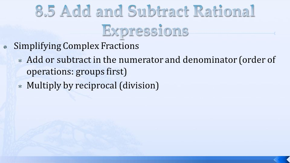 Rational Equations and Functions - ppt video online download